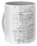 Jefferson: Tombstone Coffee Mug