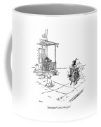 Jehoshaphat! Look At That Gait! Coffee Mug