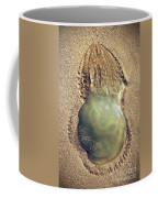 Jellyfish Coffee Mug by Carlos Caetano