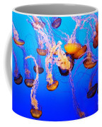 Jellyfish In Abundance Coffee Mug