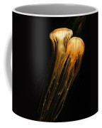 Jellyfish On Black Coffee Mug