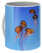 Jellyfish Swarm Coffee Mug