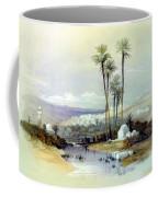 Jenin Ancient Jezreel 1839 Coffee Mug