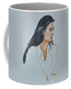Jennifer Connelly Coffee Mug