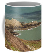 Jerbourg Point On Guernsey - 3 Coffee Mug