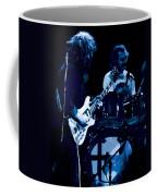 Jerry And Billy At Winterland 2 Coffee Mug