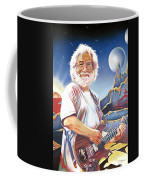 Jerry Garcia Live At The Mars Hotel Coffee Mug