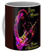 Jerry Garcia Painter Of Masterpieces Coffee Mug