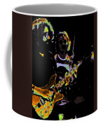 Jerry Gets Psychedelic At Winterland Coffee Mug