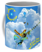 Jerry In The Sky With Love Coffee Mug