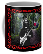 Jerry Road Rose 2 Coffee Mug