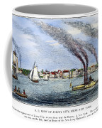 Jersey City, 1844 Coffee Mug