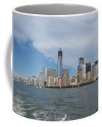 Jersey City And Hudson River Coffee Mug