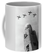Jerusalem British Planes Coffee Mug