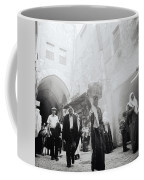 Old City Of Jerusalem Coffee Mug