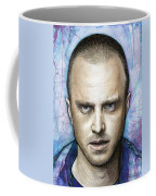 Jesse Pinkman - Breaking Bad Coffee Mug by Olga Shvartsur