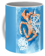 Jester With Snowflakes Coffee Mug