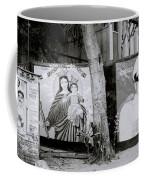 Jesus And The Gangster Coffee Mug