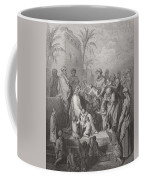 Jesus Blessing The Children Coffee Mug
