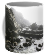 Jesus Christ- Walking Among Angel Mist Coffee Mug