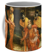 Jesus Healing The Servant Of A Centurion Coffee Mug