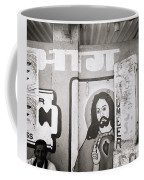 Jesus In Mumbai Coffee Mug