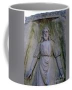 Jesus In Repose Coffee Mug