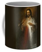 Jesus Of Divine Mercy Coffee Mug