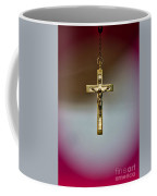 Jesus On The Cross 3 Coffee Mug