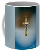 Jesus On The Cross 4 Coffee Mug by Paul Ward