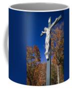 Jesus On The Cross Coffee Mug