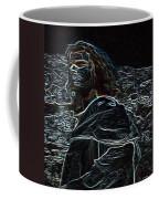 Jesus Preaching On The Mount Coffee Mug