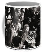 Jesus Press Conference 1966 Coffee Mug