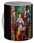 Jesus Teaches In The Temple Coffee Mug