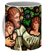 Jesus With Children Coffee Mug