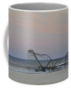 Jet Star At Dusk Coffee Mug by Terry DeLuco