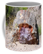Jewel In Petrified Forest Coffee Mug