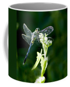 Jeweled Wings Coffee Mug