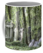 Jewish Cemetery Weissensee Berlin Coffee Mug