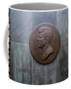 Jfk Memorial Coffee Mug