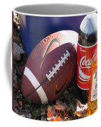 Jim Beam Coke And Football Coffee Mug