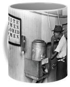 Jim Crow Laws, 1939 Coffee Mug