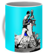 Jim Jeffries Jack Johnson Reno Nevada July 4th 1910-2010  Coffee Mug