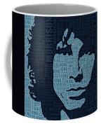 Jim Morrison The Doors Coffee Mug