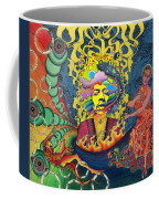 Jimi Hendrix Rainbow Bridge Coffee Mug