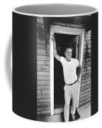 Jimmy Hoffa Interview Coffee Mug