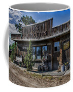 Jim's Junction Storefront Coffee Mug