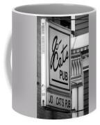 Jo Cats Pub Coffee Mug