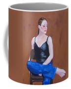 Jo In Chair Coffee Mug