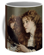 Jo The Beautiful Irish Girl Coffee Mug